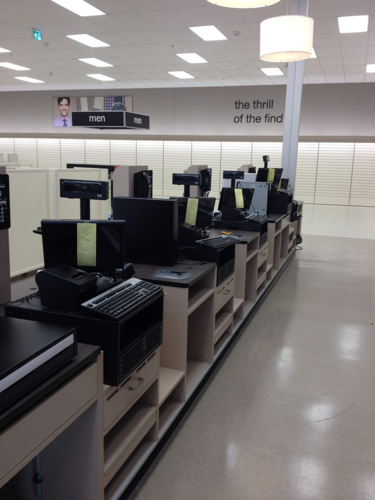 New registers being installed