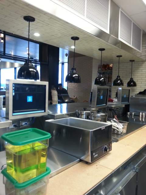QSR-Kitchent(Cooking Side)
