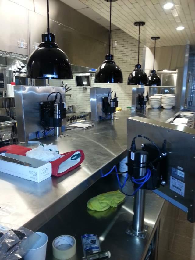 QSR-Kitchent(Server Side)