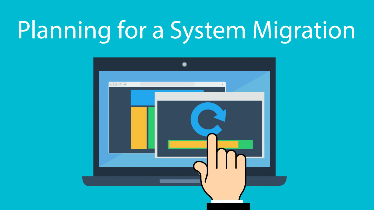 Planning for a computer system migration