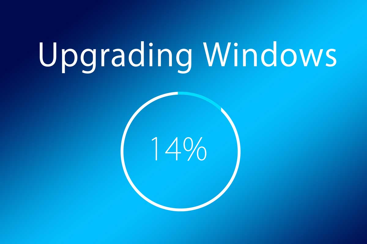 Best practices for upgrading Windows