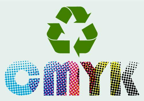Sign up for our free toner cartridge recycling program.