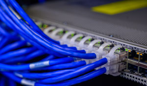 new cabling and networks
