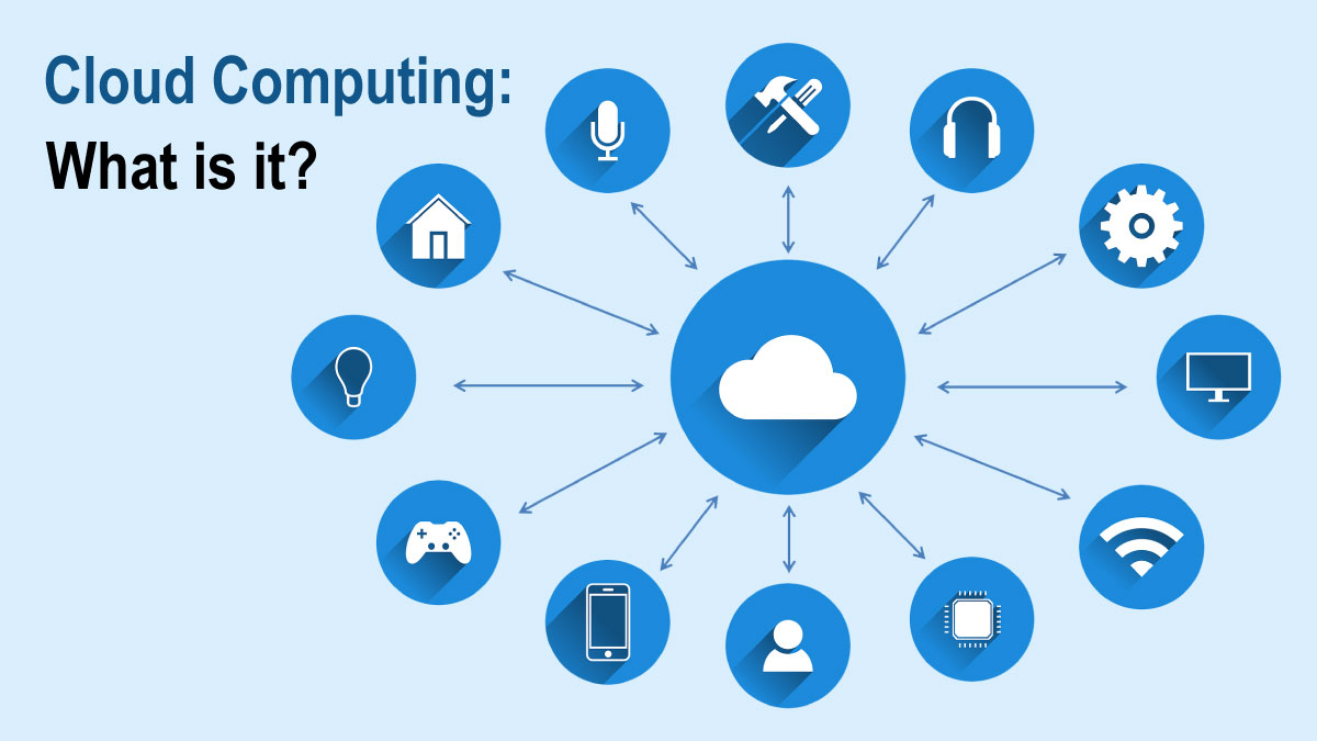 Cloud technology and cloud computing: what is it?