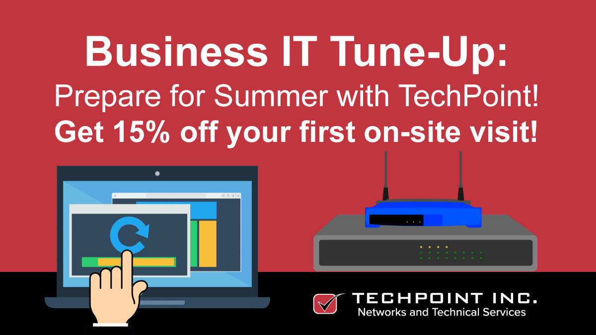 Spring TechPoint tune-up