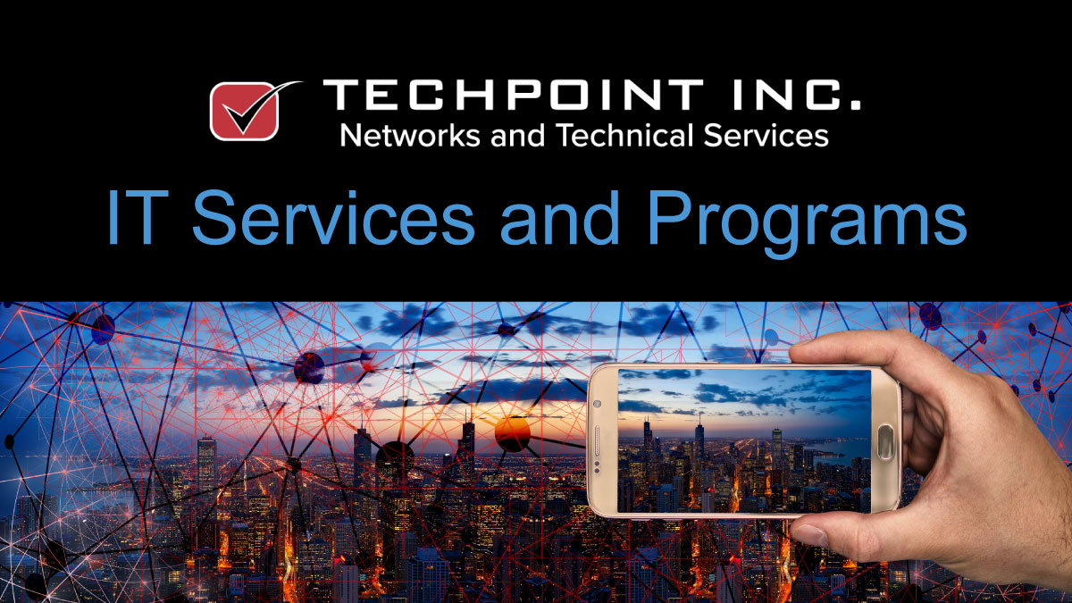 TechPoint IT Services and programs