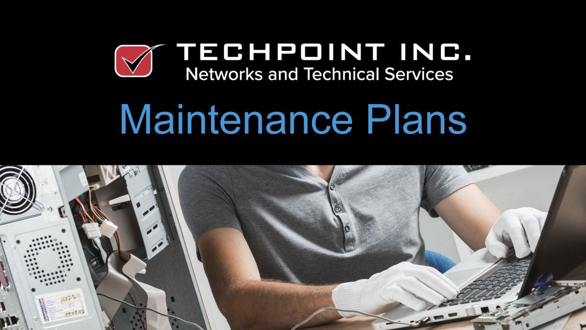 TechPoint hardware maintenance plans