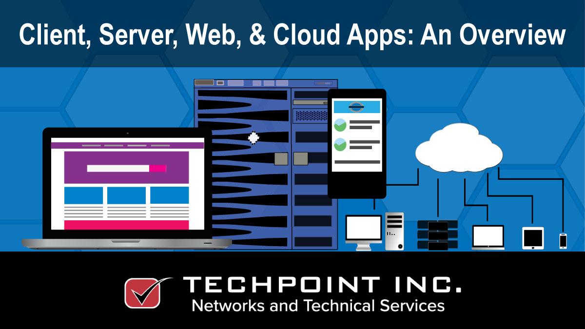 Client-server-web-and-cloud-applications